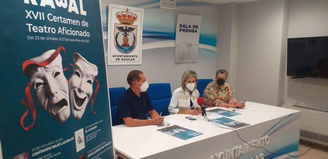 El Paco Rabal volverá a subir el telón el próximo 23 de octubre - 1, Foto 1