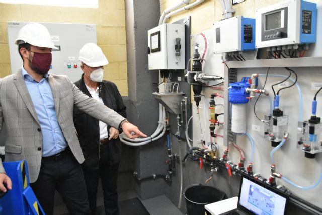 Aguas de Lorca, pionera en implantar el análisis en continuo de trihalometanos en el agua potable de la red municipal - 2, Foto 2