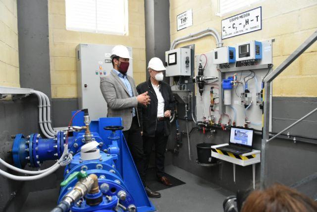 Aguas de Lorca, pionera en implantar el análisis en continuo de trihalometanos en el agua potable de la red municipal - 3, Foto 3