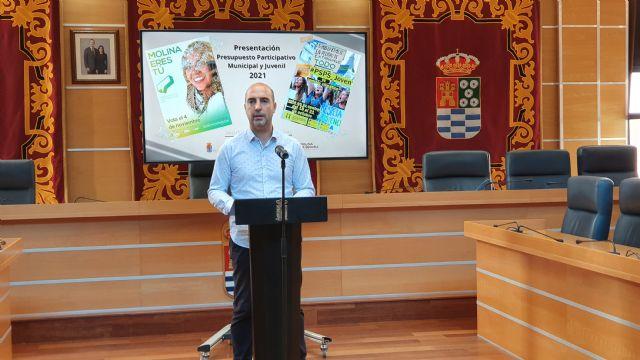 El Ayuntamiento de Molina de Segura reanuda el proceso de Presupuestos Participativos Municipales y Juveniles 2021 - 2, Foto 2