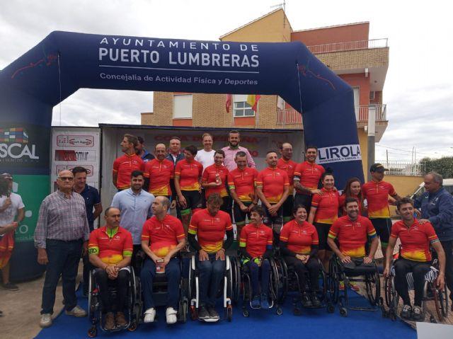 Puerto Lumbreras albergará este fin de semana las dos últimas pruebas puntuables de la Copa de España de Ciclismo Adaptado 2021 - 2, Foto 2