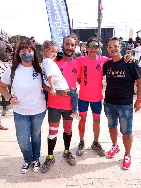 """Paco Egea """"Nirvana"""" y Javier Carnero culminan con éxito el reto """"Elige vivir"""" - 2, Foto 2"""