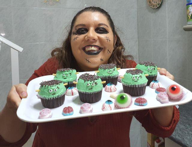 Receta: ¡Cómo preparar Cupcakes de Frankestein en casa de forma fácil! - 2, Foto 2
