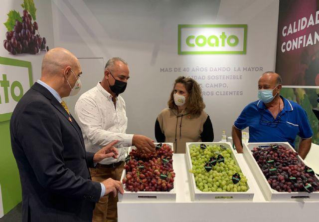 Participación muy satisfactoria de COATO en Fruit Attraction 2021, Foto 1