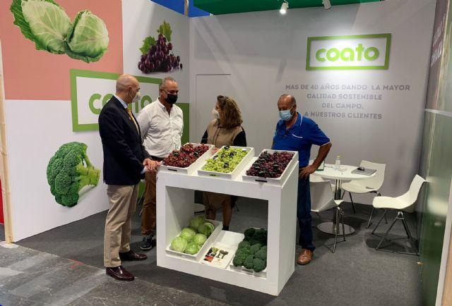 Participación muy satisfactoria de COATO en Fruit Attraction 2021, Foto 2