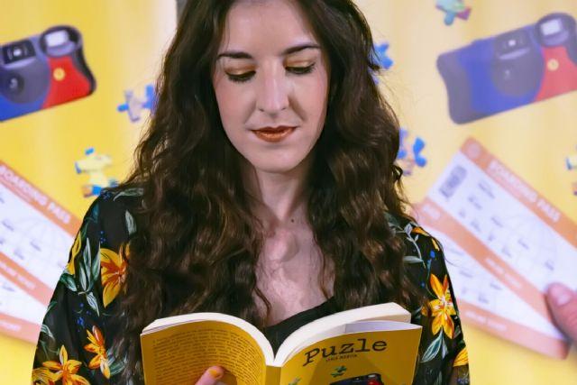 Lydia Martin presenta Puzzle, su primera novela, dentro de Leer, Pensar e Imaginar - 1, Foto 1