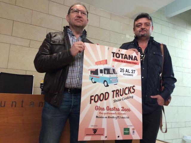 Video. Presentación Festival de vehículos de comida callejera 'Food Trucks'