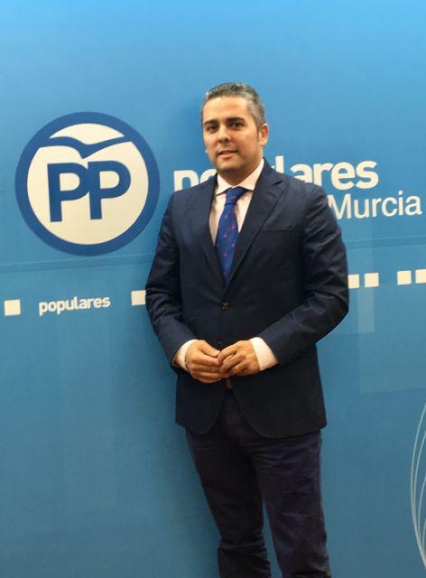 Jesús Cano: El presidente López Miras consigue de Tejerina movilizar todos los  recursos existentes para paliar la sequía - 1, Foto 1