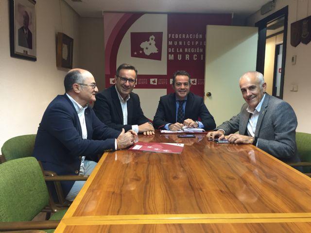Diego Conesa pide una ley de financiación local por la que los ayuntamientos tengan planes cuatrienales para poder ejecutar sus proyectos - 1, Foto 1