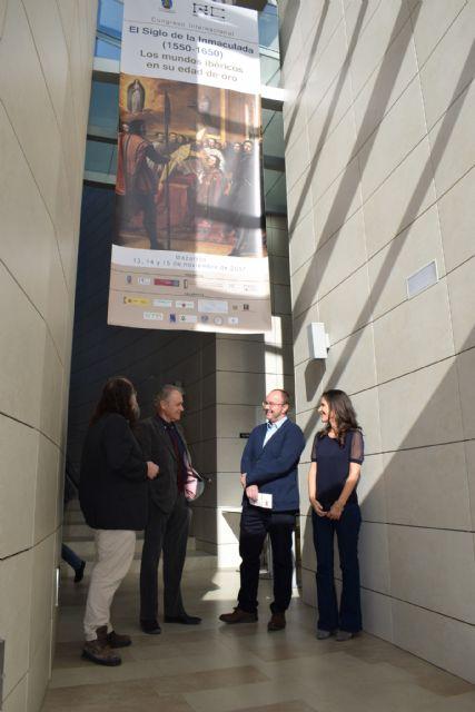Expertos estudian en Mazarrón las conexiones de distintas ciudades del mundo en torno a la Inmaculada, Foto 1