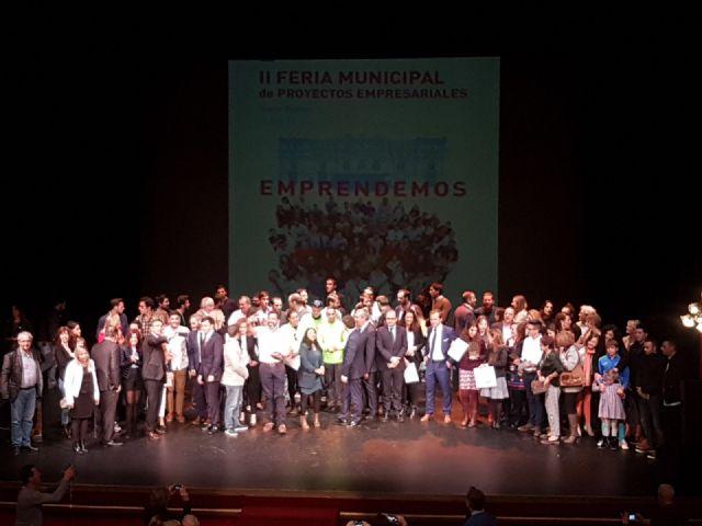 15 emprendedores se reparten 75.000 euros gracias al Concurso del Proyectos Empresariales - 1, Foto 1
