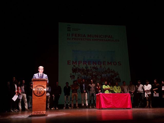15 emprendedores se reparten 75.000 euros gracias al Concurso del Proyectos Empresariales - 3, Foto 3