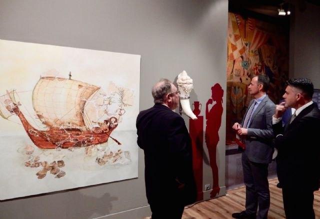 Cultura repasa la historia de la arqueología en la Región de Murcia con la exposición ´MAM X´, Foto 1