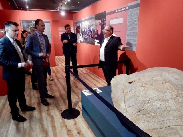 Cultura repasa la historia de la arqueología en la Región de Murcia con la exposición ´MAM X´, Foto 2