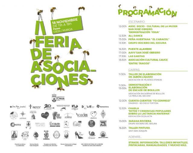 La Concejalía de Participación Ciudadana propicia un nuevo encuentro entre asociaciones de Cieza - 2, Foto 2