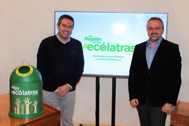 Alcantarilla y Ecovidrio animan a votar el proyecto ecólatra más comprometido con el medioambiente - 1, Foto 1