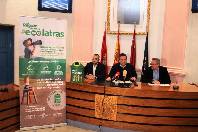 Alcantarilla y Ecovidrio animan a votar el proyecto ecólatra más comprometido con el medioambiente - 2, Foto 2
