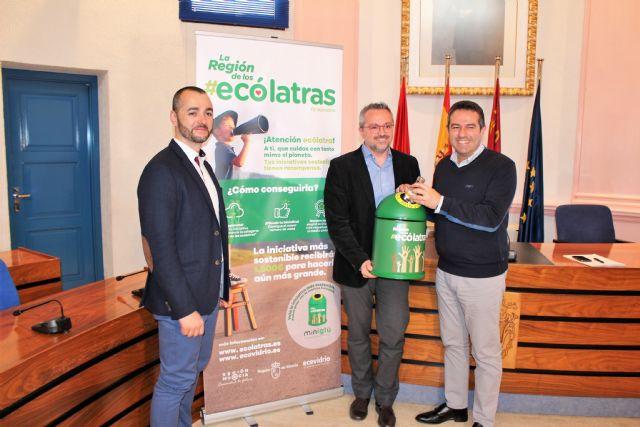 Alcantarilla y Ecovidrio animan a votar el proyecto ecólatra más comprometido con el medioambiente - 3, Foto 3