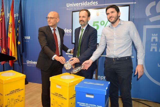 2018 cerrará como el año de mayor compromiso de los murcianos con el contenedor amarillo - 1, Foto 1