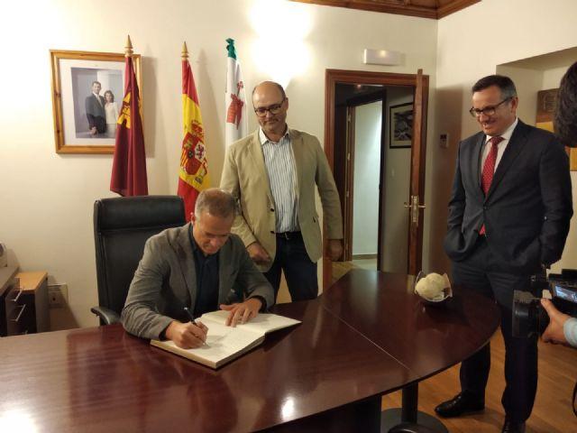 Pliego acoge una reunión institucional en defensa de los servicios públicos en los municipios pequeños - 2, Foto 2