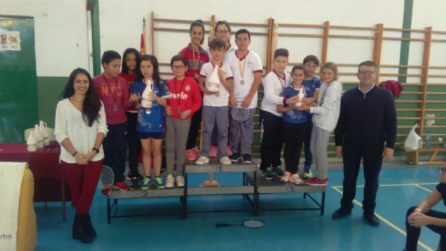 The Local School Sports Badminton Phase was attended by 55 schoolchildren, Foto 4