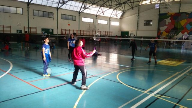 The Local School Sports Badminton Phase was attended by 55 schoolchildren, Foto 7