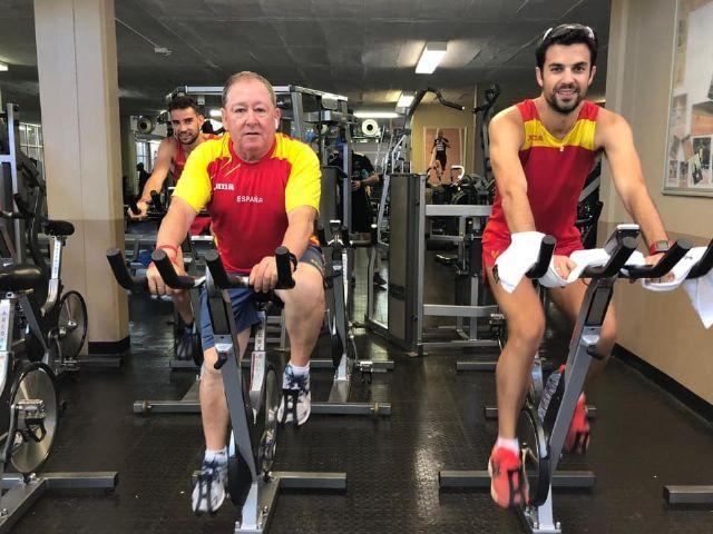 López y Carrillo comienzan el camino a Tokio en Sudáfrica - 1, Foto 1