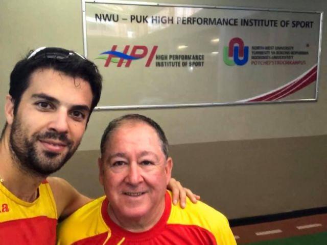 López y Carrillo comienzan el camino a Tokio en Sudáfrica - 2, Foto 2