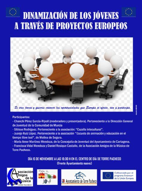 Dinamización de los jóvenes a través de proyectos Europeos - 1, Foto 1