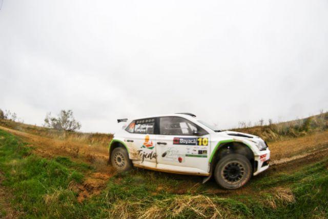 Meritorio quinto puesto de Quintana y Mujica en un complicado Rally de Tierra de Madrid - 1, Foto 1