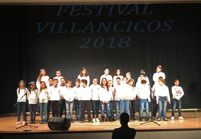 Casi 300 alumnos dan brillo a una nueva edición del festival escolar de villancicos - 2, Foto 2