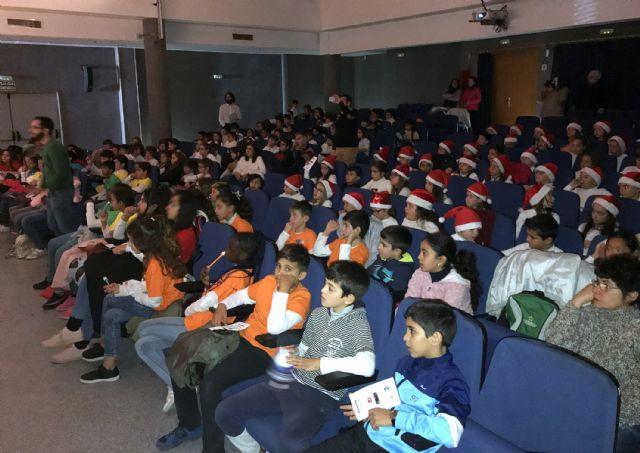 Casi 300 alumnos dan brillo a una nueva edición del festival escolar de villancicos - 5, Foto 5