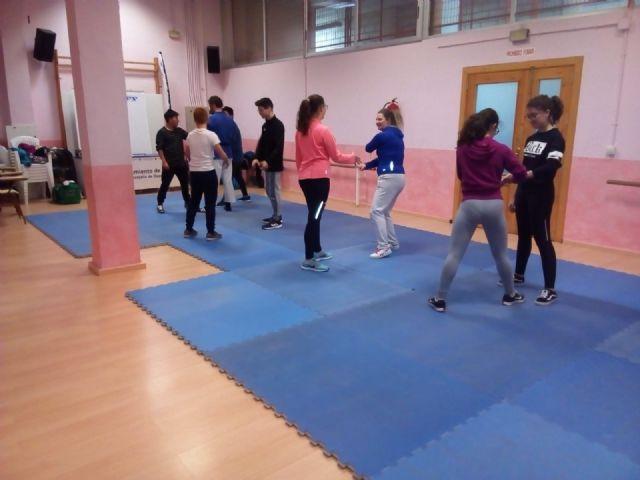 En marcha el curso de defensa personal de la Concejalía de Juventud - 3, Foto 3
