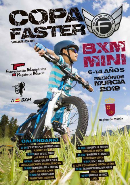 Presentada la Liga de carreras por montaña y copa bicicleta por montaña 2019, Foto 1