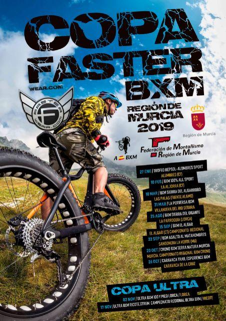 Presentada la Liga de carreras por montaña y copa bicicleta por montaña 2019, Foto 2