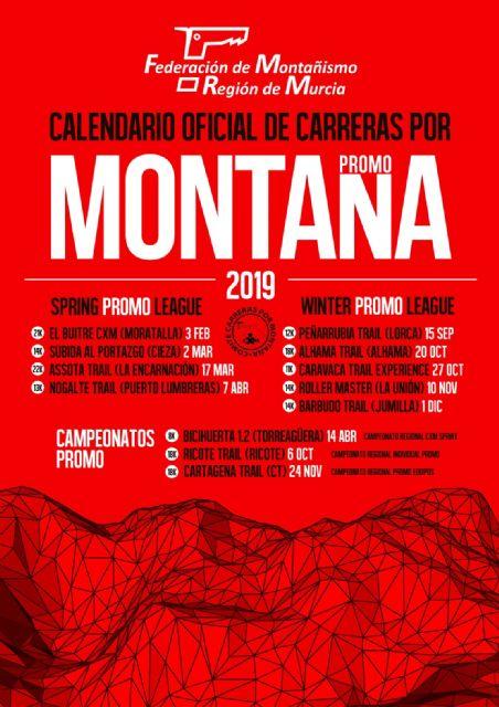 Presentada la Liga de carreras por montaña y copa bicicleta por montaña 2019, Foto 3