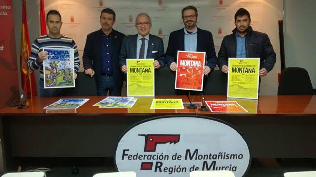 Presentada la Liga de carreras por montaña y copa bicicleta por montaña 2019, Foto 4