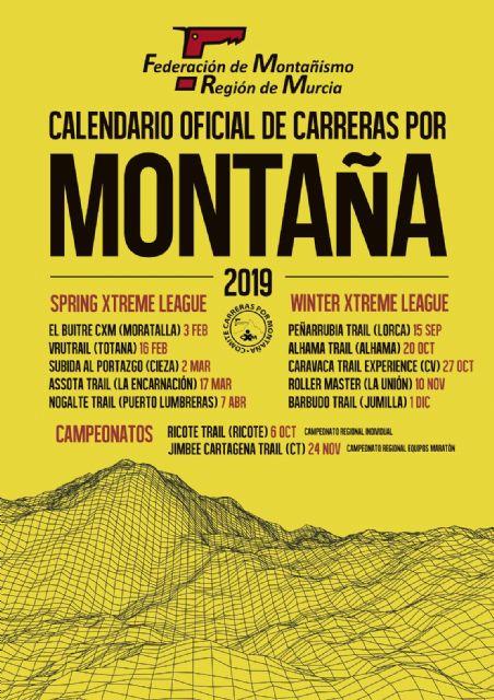 Presentada la Liga de carreras por montaña y copa bicicleta por montaña 2019, Foto 5