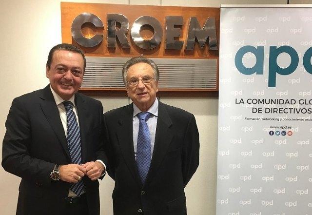 CROEM y APD impulsarán la formación de directivos, Foto 1