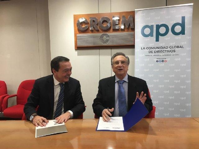 CROEM y APD impulsarán la formación de directivos, Foto 2