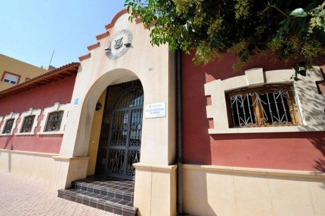 El Ayuntamiento renueva su convenio de colaboración con el coro y la banda de la Agrupación Musical de Alhama de Murcia - 1, Foto 1