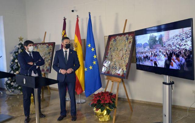 Manifestaciones culturales y fiestas representativas de España se unen en un video para apoyar a los Caballos del Vino de Caravaca de la Cruz - 1, Foto 1