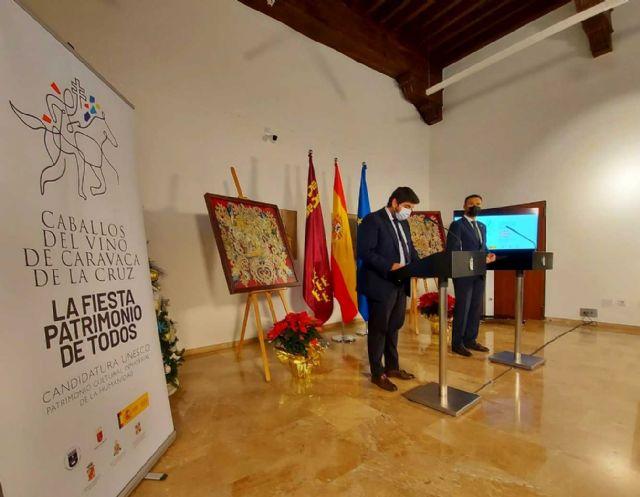 Manifestaciones culturales y fiestas representativas de España se unen en un video para apoyar a los Caballos del Vino de Caravaca de la Cruz - 3, Foto 3