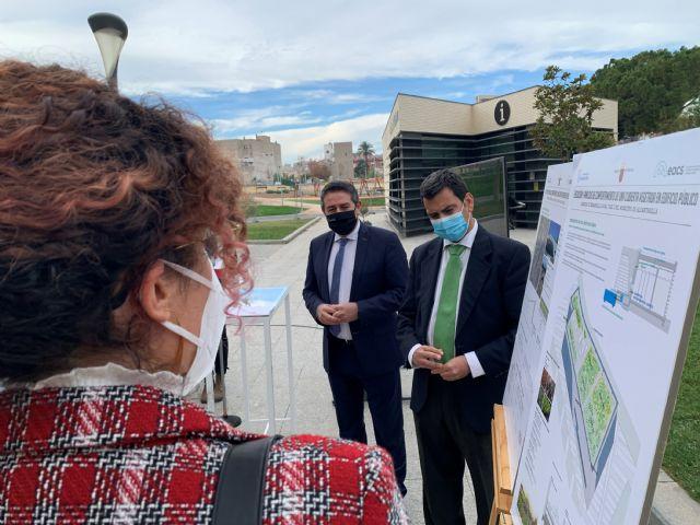 Comunidad y Ayuntamiento de Alcantarilla instalarán una cubierta verde para aprovechar las aguas pluviales y mejorar la eficiencia energética - 1, Foto 1