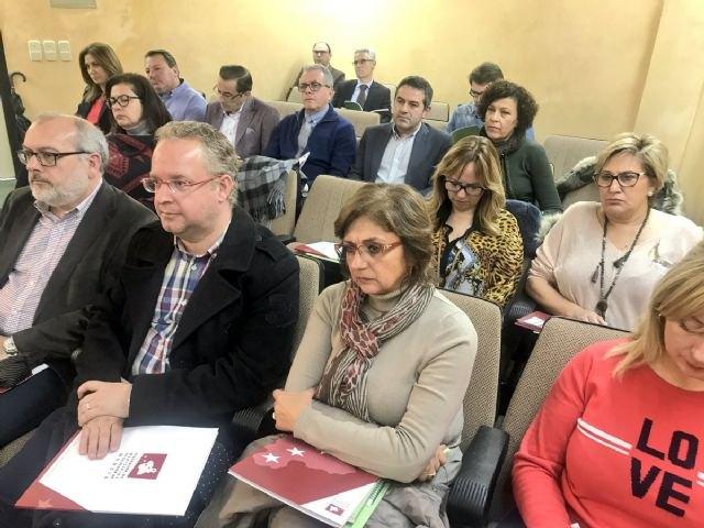 Los ayuntamientos estrechar�n la cooperaci�n con la CARM para la creaci�n de empleo a trav�s de la econom�a social, Foto 2