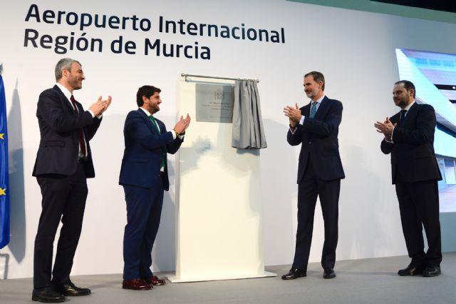 El nuevo Aeropuerto Internacional Juan de la Cierva aporta nuevas vías para el desarrollo turístico del municipio, Foto 1