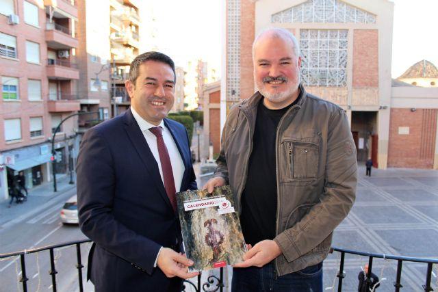 La Sociedad Geográfica de la Región de Murcia entrega al alcalde el calendario para 2019 elaborado con bellos paisajes de la geografía regional - 5, Foto 5