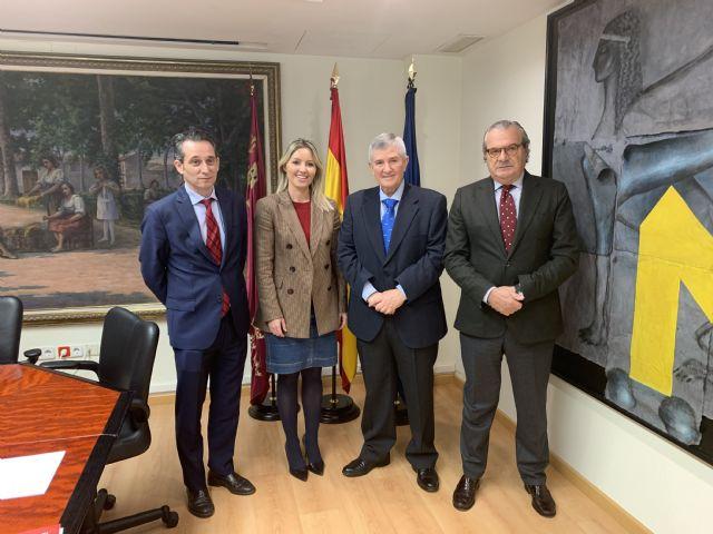 Aválam y el Gobierno regional seguirán colaborando para favorecer el acceso al crédito a pymes y autónomos - 2, Foto 2