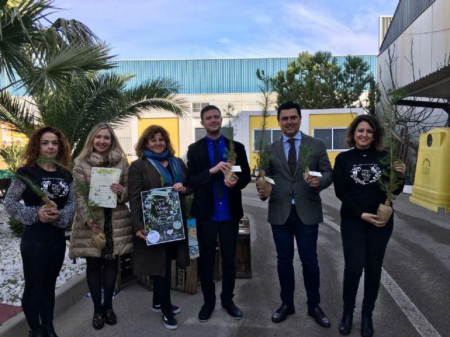 La concejalía de Parques y Jardines de San Javier propone la adopción de árboles en  el Reto 2020 - 1, Foto 1