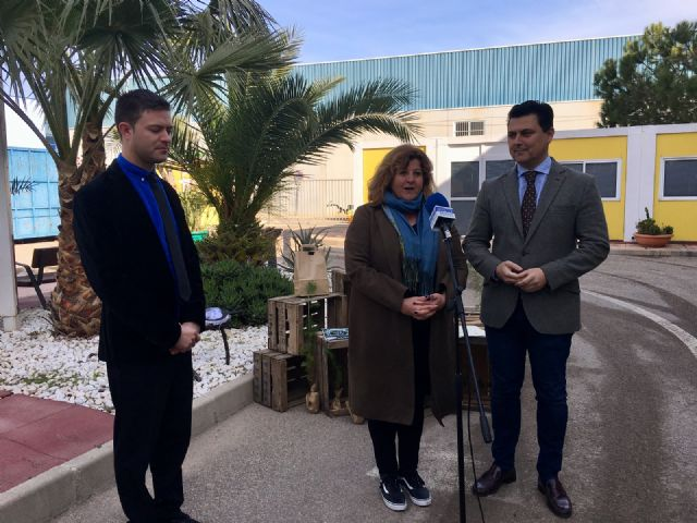 La concejalía de Parques y Jardines de San Javier propone la adopción de árboles en  el Reto 2020 - 2, Foto 2